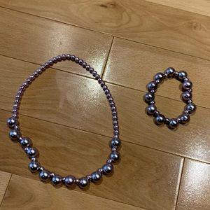 FREEwith bundle Gymboree pearl necklace & bracelet